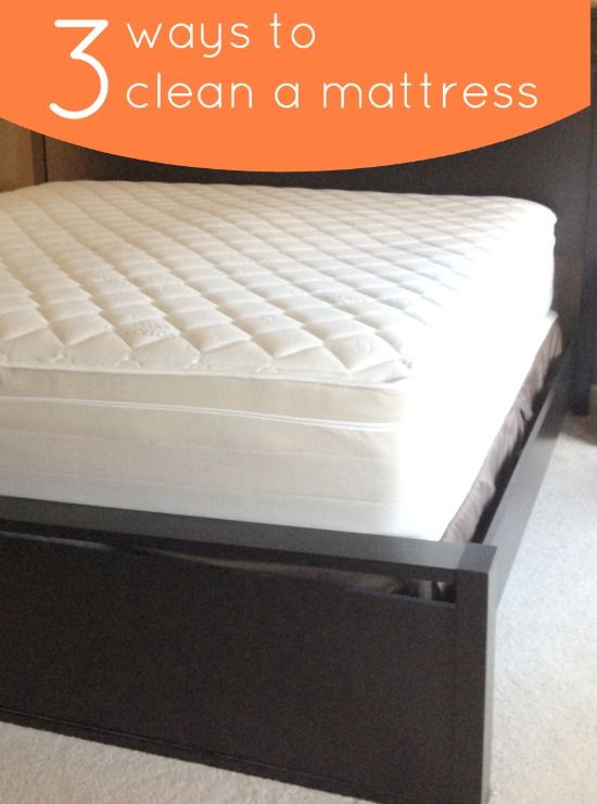 How to Clean a Mattress Cleaning