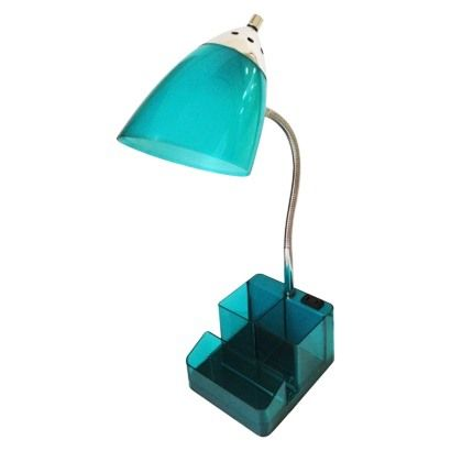 teal desk lamp bed bath dining and more