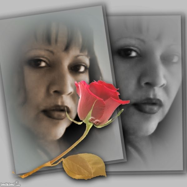 Beautiful grey frames   Imikimi Creations...Love to play with my pix ...