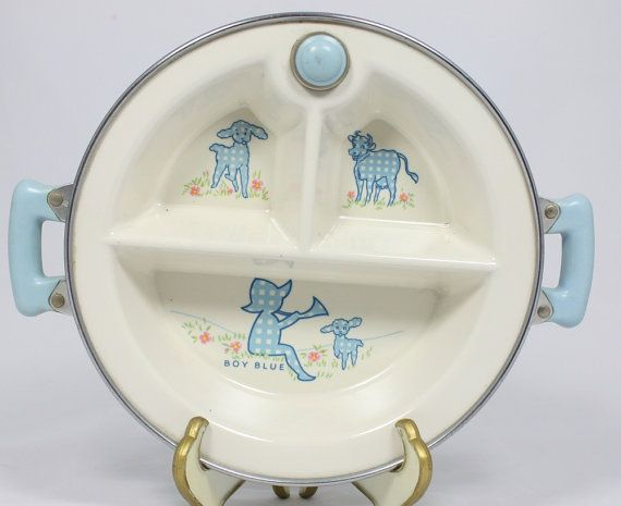 Vintage Baby Dishes 27