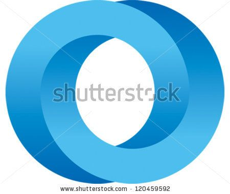 Logo Blue Circle With Loop on 961 html