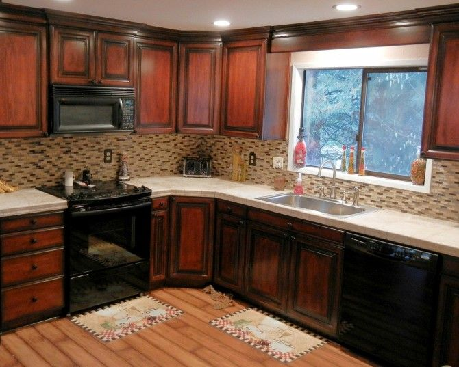 Pin by j wall on home remodel ideas pinterest for Split level kitchen remodel before and after