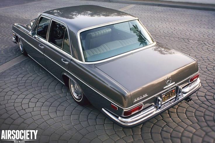 1969 mercedes benz 280se sedan nuptials pinterest for 1969 mercedes benz 280se