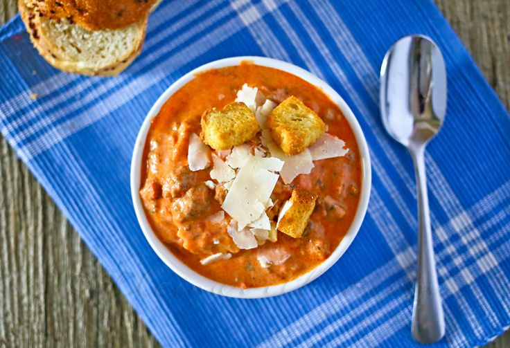 sausage soup chicken sausage ravioli soup recipe yummly tuscan ravioli ...