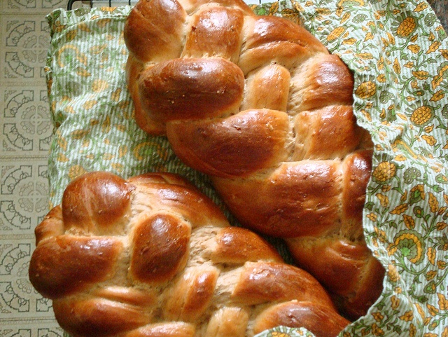 Whole Wheat Challah   ... Lovin' from the Oven!....   Pinterest