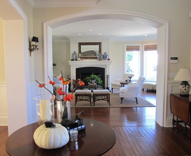 Arch Entry To Living Room Mi Casa Pinterest