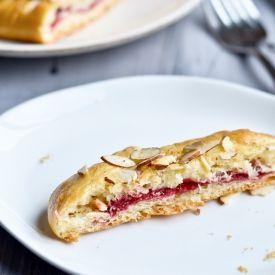 Raspberry-Almond Braided Bread | Yummy Things :) | Pinterest
