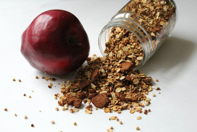 Apple Cinnamon Granola   Gluten, Soy, Corn, Peanut, Red Meat and Cow ...