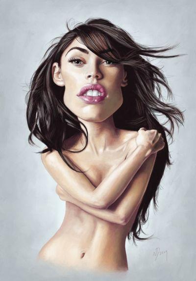 Megan Fox ~ model | Aw... Megan Fox Business