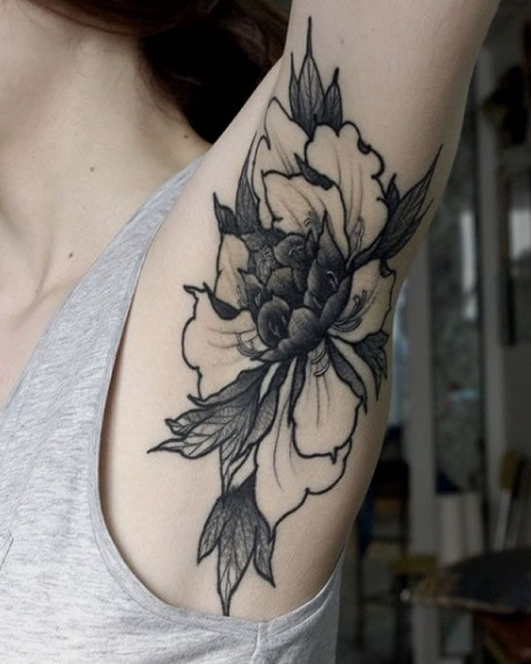 Meet Armpit Tattoos: The Latest Beauty Trend That's Taking OverInstagram