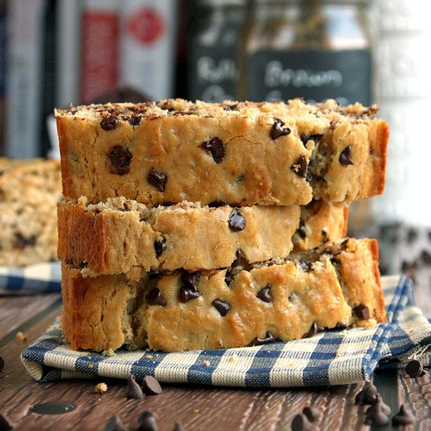 Buttermilk Oatmeal Chocolate Chip Bread | Favorite Recipes | Pinterest