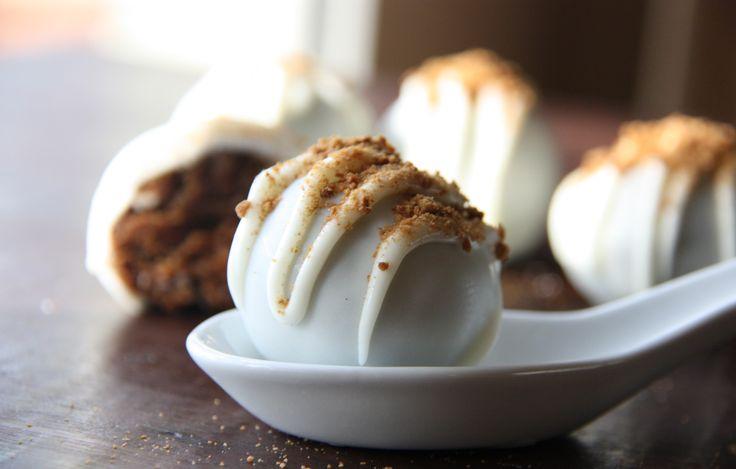 gingerbread truffles easy | Christmas ideas | Pinterest