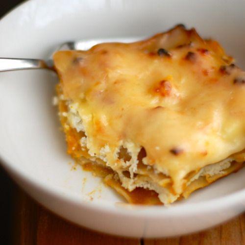 Butternut Squash Lasagna | Recipe