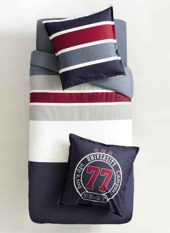 parure de lit ado cyrillus la maison cyrillus pinterest. Black Bedroom Furniture Sets. Home Design Ideas