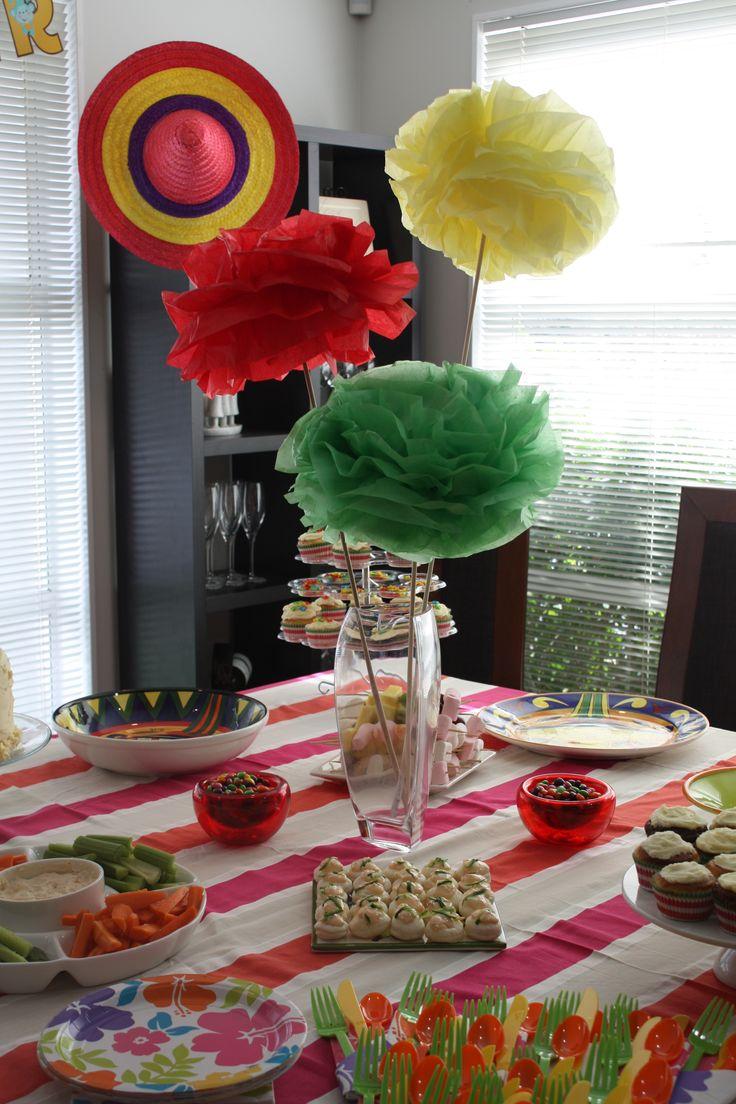mexican fiesta baby shower margarita party pinterest