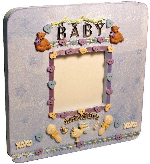 Amazoncom  Autographable Baby Shower Frame  Mommytobe