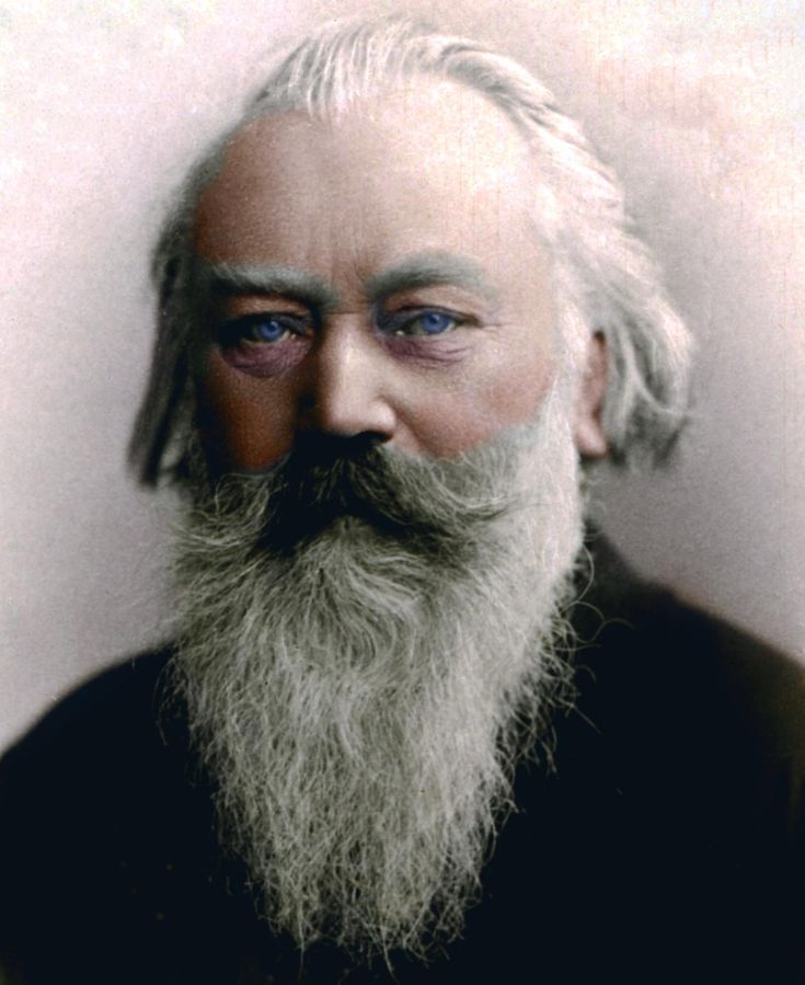 a biography of johannes brahms a composer German composer, pianist, and conductor the german composer (writer of  music), pianist, and conductor johannes brahms was one of the most significant .