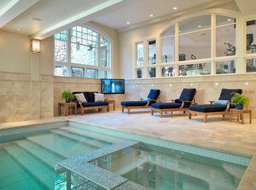 Shingle Traditional Pool Boston Jan Gleysteen Architects Inc