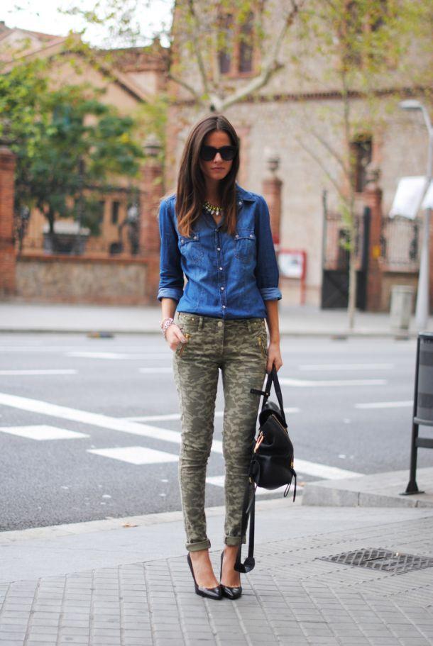 cute camo pants for women