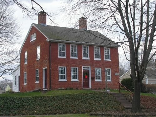 Brick Colonial Home Decor Pinterest