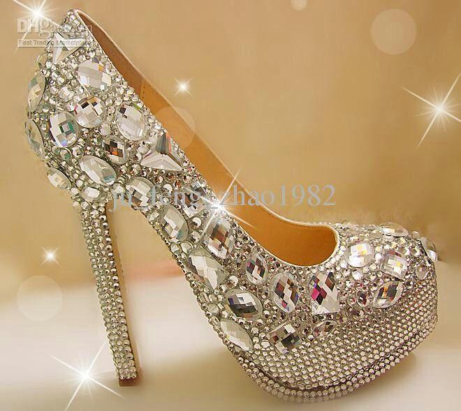 Unique wedding shoes