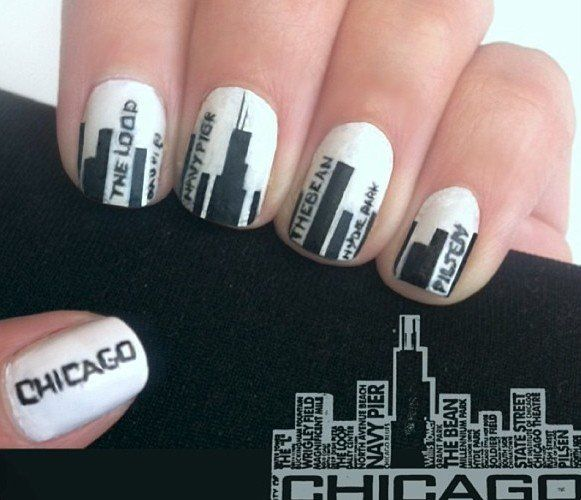 image nails chicago