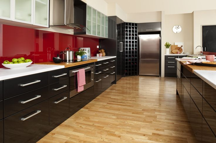 Keep your kitchen drawers contemporary with our luminess for Kaboodle kitchen designs