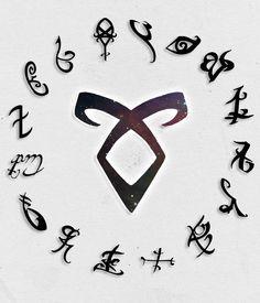 Mortal Instruments Symbols