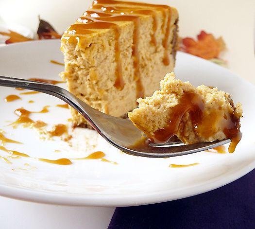 pumpkin cheesecake | Recipes I Love | Pinterest