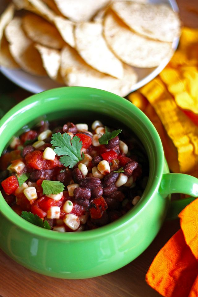 Mom's Salsa from dontmissdairy.com | don't miss dairy recipes | Pinte...