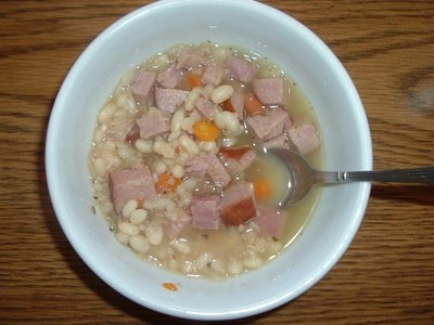 Grandma's Ham & Bean Soup | Cooking & Recipes | Pinterest