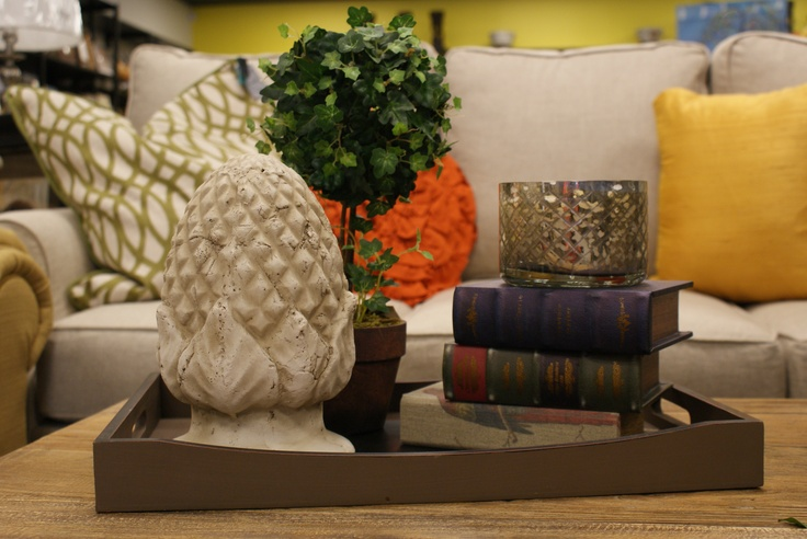 ... trays and more! Need help on how to decorate a coffee table? We can