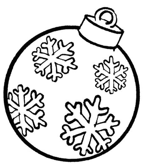 Christmas Ball Coloring Pages | Search Results | Calendar 2015