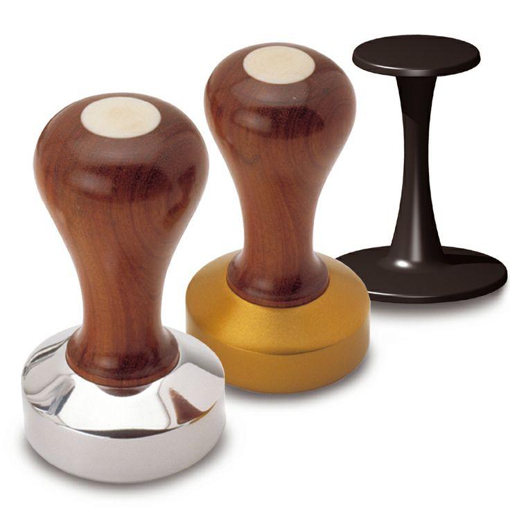 Espresso Tamper Press @ www.De-Brewerz.com