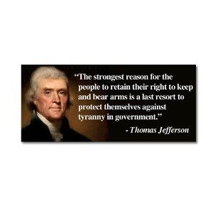here and now an analysis of thomas jeffersons quote Status: this quotation has not been found in any of thomas jefferson's writings   rights: there are two potential violators of man's rights: the criminals and the .