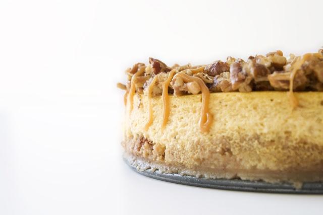 pumpkin pie cheesecake | Halloween/Fall | Pinterest