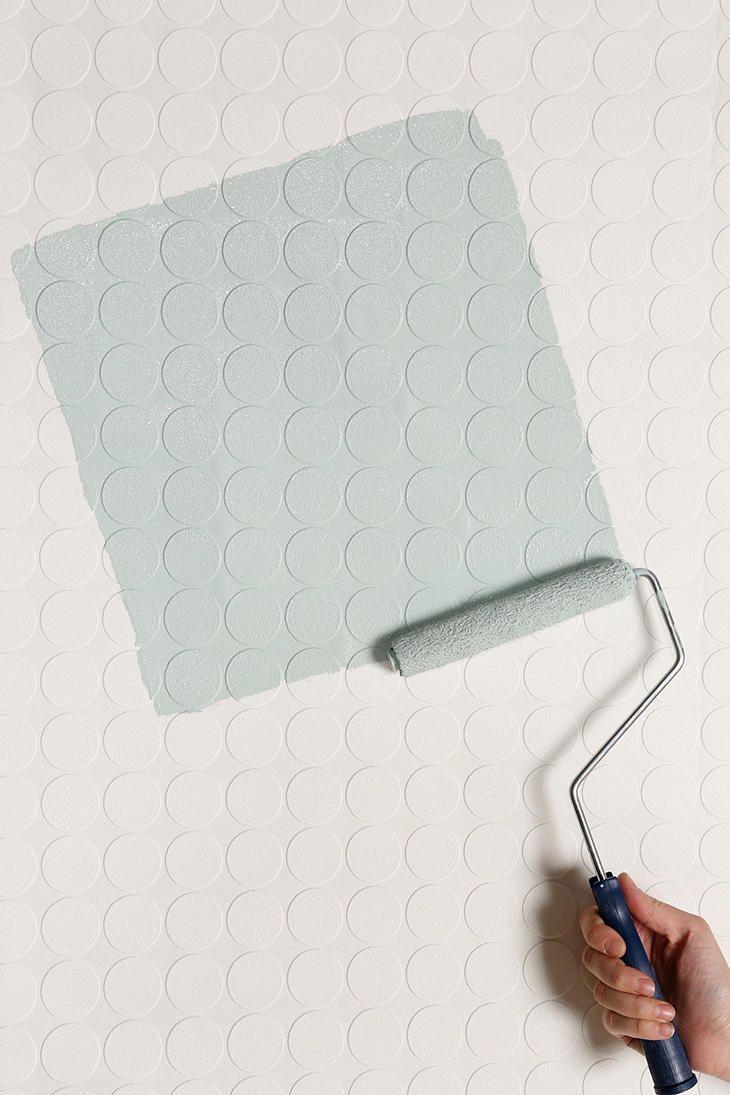 graham amp brown circles paintable wallpaper textured wall paper