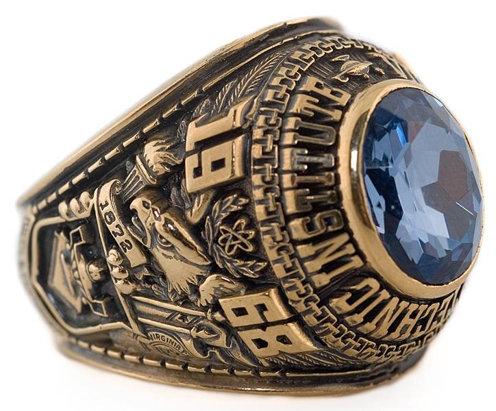 Balfour Stainless Ring