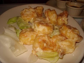 Grand Marnier Shrimp .. sooo good although not that easy to find on ...