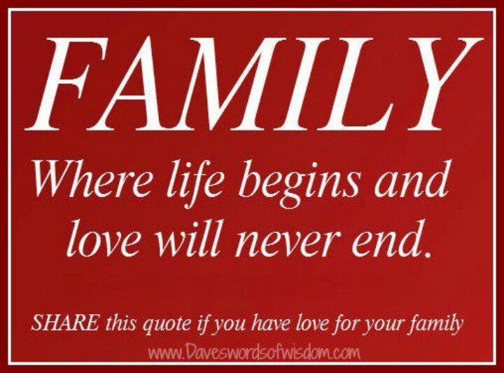 1984 I Love You Quote : My family Quotes that I love Pinterest