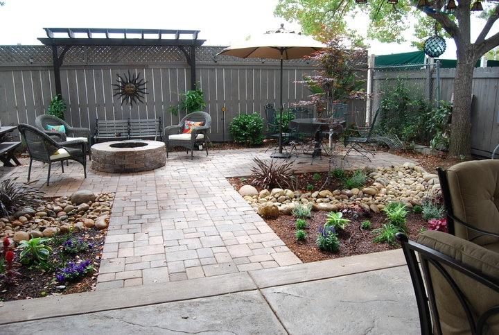 patio design outdoor spaces pinterest