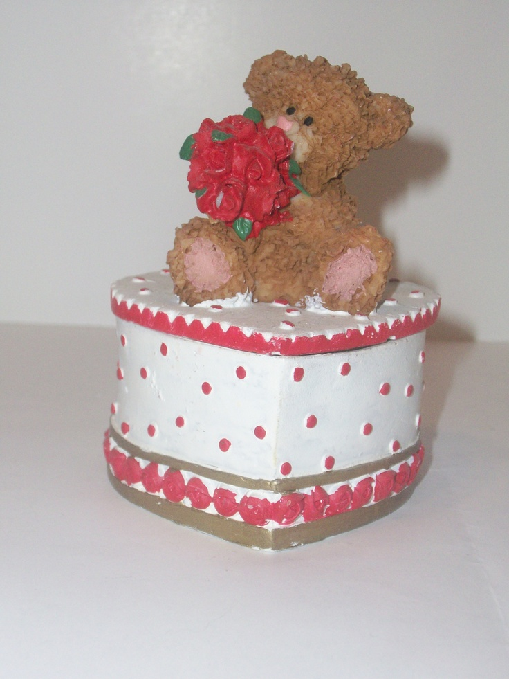 red teddy bears valentines day