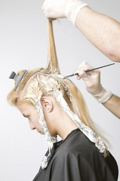 Hair Bleach : Five top ways to care for bleached hair