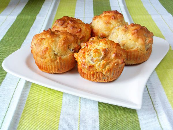 tina s cookings ham amp cheese muffins