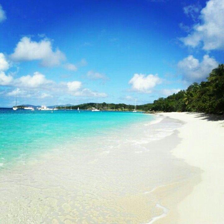 honeymoon beach st john usvi my favorite places st With honeymoon beach st john