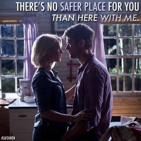 Safe Haven Movie Quote...