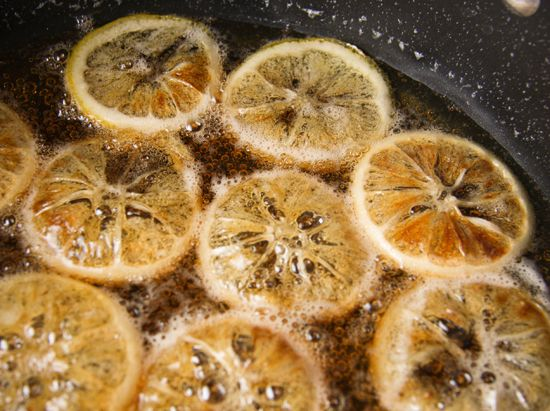 How to make candied lemon slices Did you know that lemons in their ...