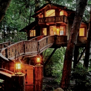 I want to live here...