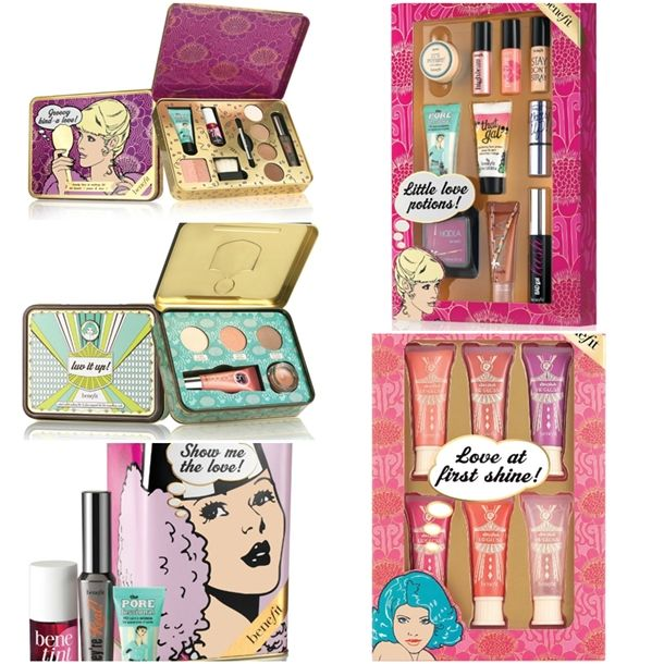 Benefit Holiday 2013  Makeup  Pinterest