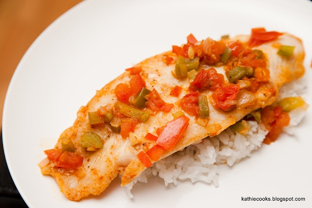 Skillet Cajun Spiced Flounder With Tomatoes Recipes — Dishmaps